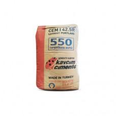 Цемент ПЦ-500 25кг D0 Kavcim (Турція)