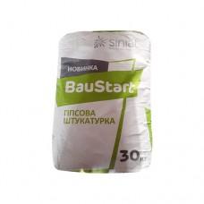 Гіпсова штукатурка Bau Start (30кг)