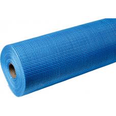 Склосітка штукатурна лугостійка 145 Works синя 1*50м (5x5мм)