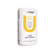 Клей для плитки для внутрішніх робіт ULTRA - 901, 25кг