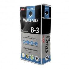 Клей для газоблоку В-3 Wallmix