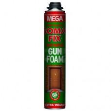 Піна монтажна SOMA FIX (проф MEGA ULTRA, 870 мл (75 л вихід); 0419)